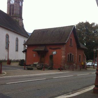 Maison de la Terre de Haute Alsace
