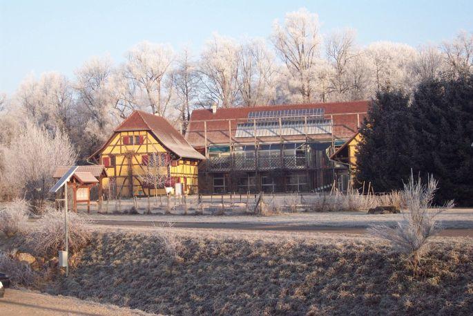 La Maison de la Nature du Sundgau (Alsace)