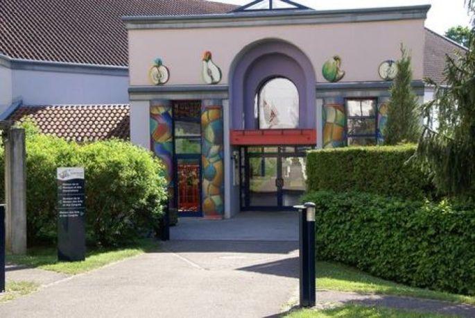 Maison des arts et des congr s niederbronn les bains for Art et maison figeac