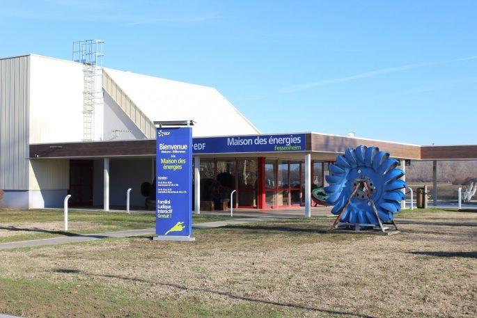 La Maison des Energies EDF à Fessenheim