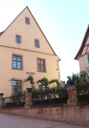 Maison des Sorcières - Bergheim