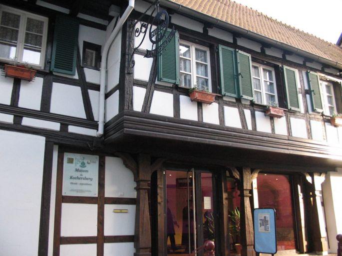 Maison du Kochersberg