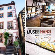 Maison Hansi et Marché de l\'Oncle Hansi