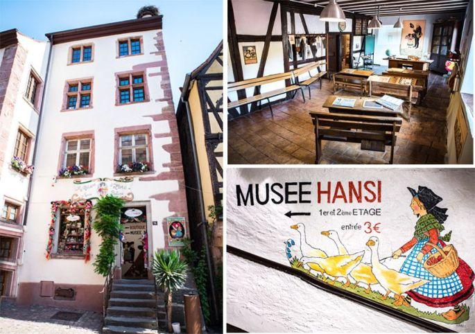 Le musée Hansi