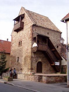 La Maison Romane de Rosheim