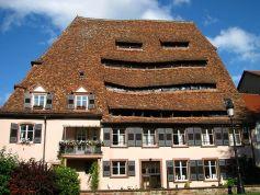 La Maison du sel, l\'un des nombreux lieux notables de Wissembourg