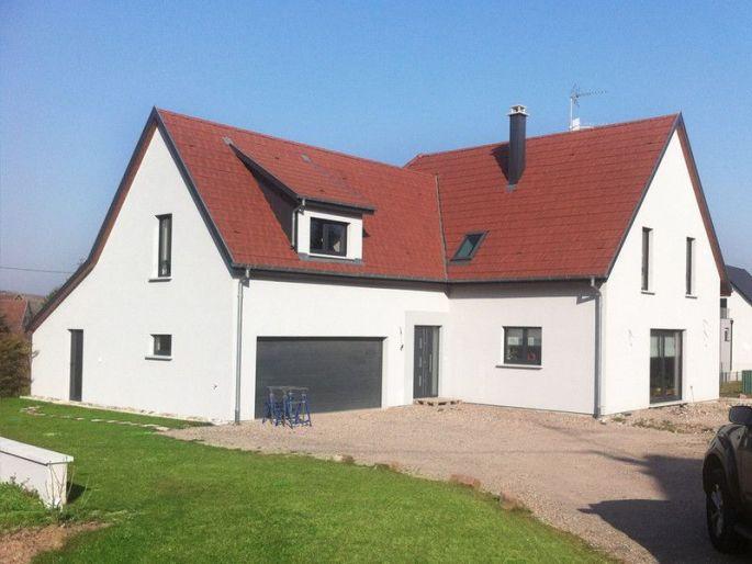 Une réalisation de Maisons Peter, constructeur en Alsace