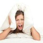 Je dors mal !
