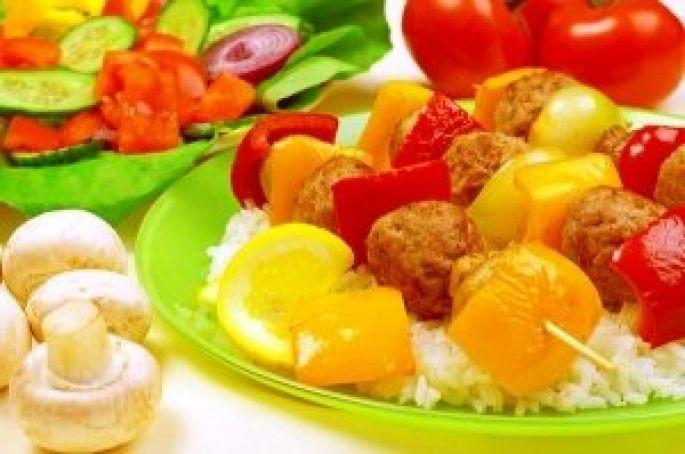 Manger diététique