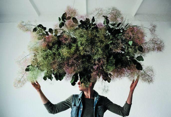 Manier l'art floral