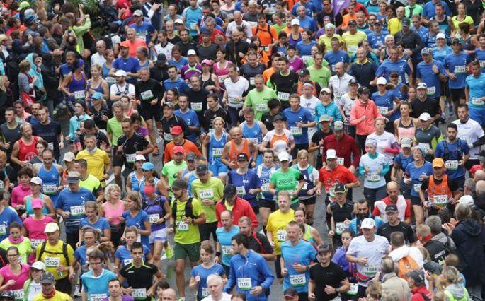 Le Marathon de Colmar 2016