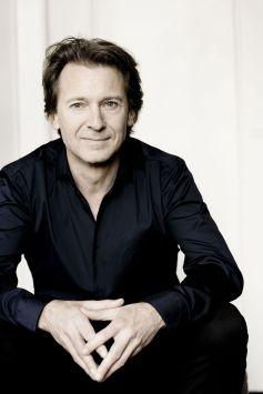 Marc Albrecht dirige l\'Orchestre Philharmonique de Strasbourg
