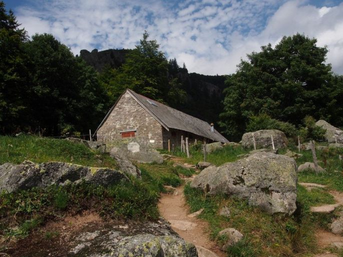 La ferme marcairie du Frankenthal