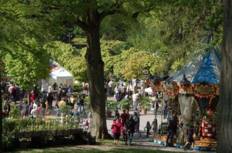 Marché aux Plantes du Zoo de Mulhouse 2017