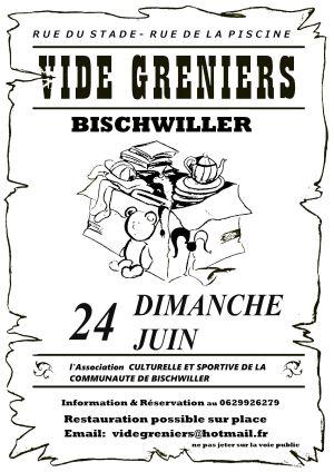 Marché aux puces à Bischwiller 2018
