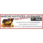 Marché aux puces à Bouzonville 2019