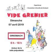 Marché aux puces à Griesbach 2019