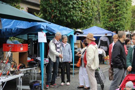 Marché aux puces à Reichshoffen 2017