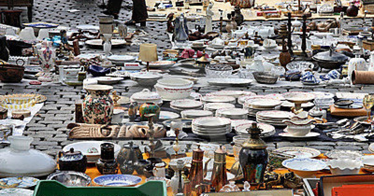 Brocante strasbourg march aux puces for Parc des expo strasbourg