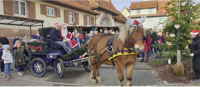 Marché de Noël  à Aschbach