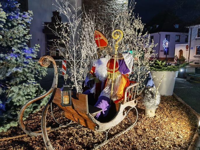 Marché de Noël  à Marckolsheim