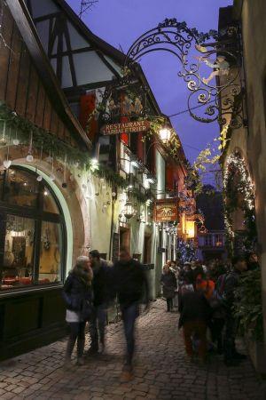 Marché de Noël  à Riquewihr