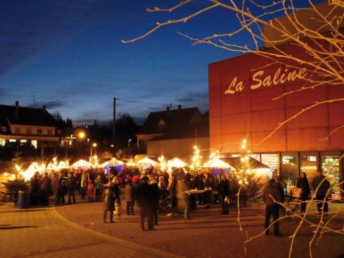 Marché de Noël  à Soultz-sous-Forêts