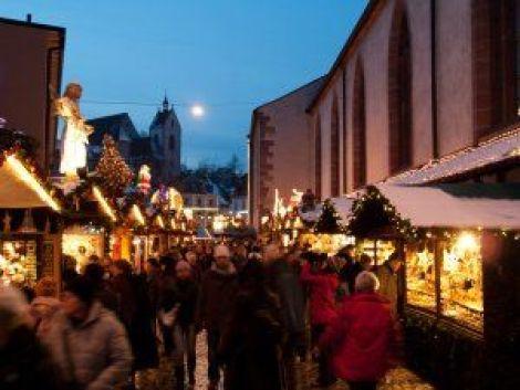 Marché de Noël à Vernéville 2017