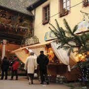 Marché de Noël à Kaysersberg 2021
