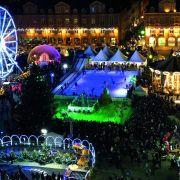 Marché de Noël 2021 à Charleville-Mézières et animations