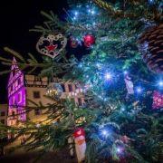 Marché de Noël à Thann 2020
