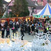 Marché de Noël des musées et des créateurs à Ottmarsheim 2021