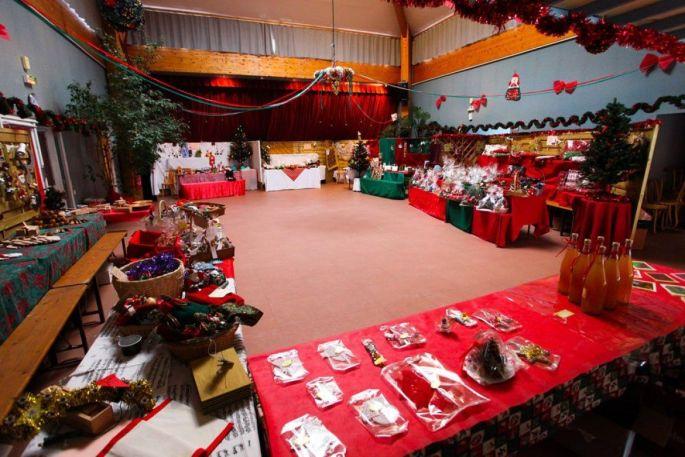 Le Marché de Noël de l\'Institut Saint André à Cernay