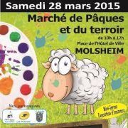 Marché de Pâques à Molsheim 2018