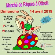 Marché de Pâques à Ottrott 2019