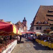 Marché des 4 Temps à Wissembourg