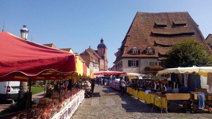 Le Marché des 4 Temps à Wissembourg