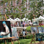 Marché des Arts à Mulhouse