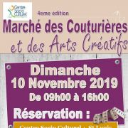 Marché des Couturières et des Arts Créatifs