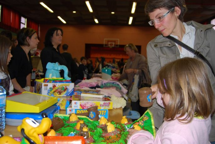 Marché des enfants gâtés - Willer-sur-Thur