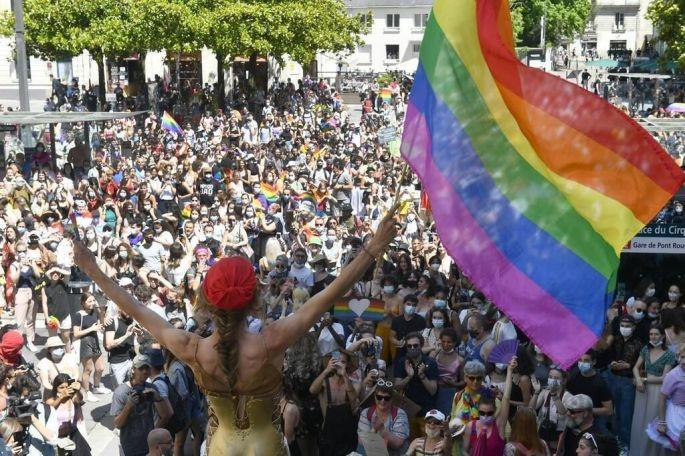 Marche des Fiertés - Gay Pride de Nantes