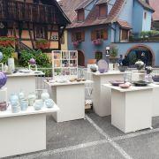 Marché des potiers 2021 à Kaysersberg-Vignoble