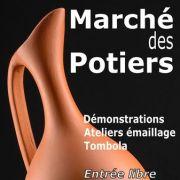 Marché des potiers à Saint-Amarin