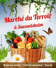 Marché du Terroir à Saessolsheim