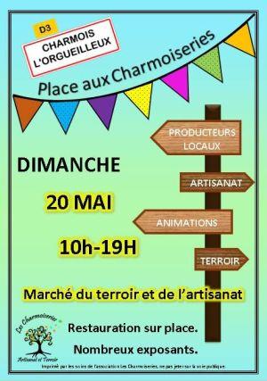 Marché du Terroir et de l\'Artisanat à Charmois-l\'Orgueilleux 2018