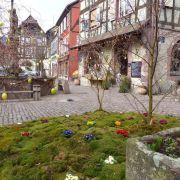 Marché et Préludes de Pâques à Kaysersberg 2019
