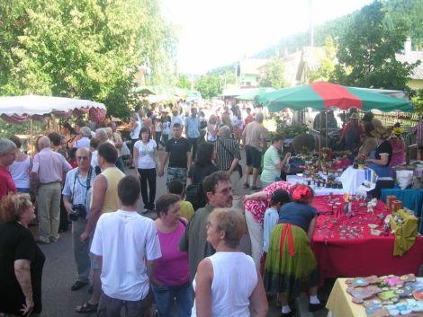Marché exceptionnel de Montagne 2013 à Lautenbach-Zell