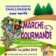 Marche gourmande à Ohlungen 2018