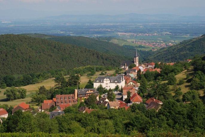 Thannenkirch vu des Rochamps