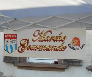 Marche gourmande du Pays de Hanau à Ingwiller 2021